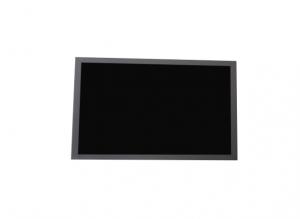 Produkt Čierna magnetická kriedová tabuľa v sivom drevenom ráme