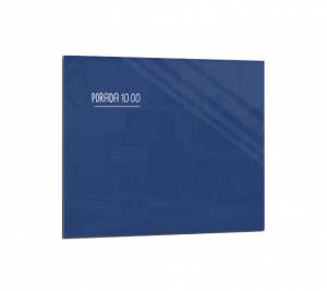 Produkt Sklenená magnetická tabuľa modrá