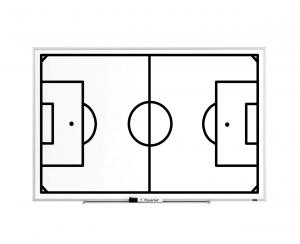 Produkt Trénerská magnetická tabuľa Futbalová