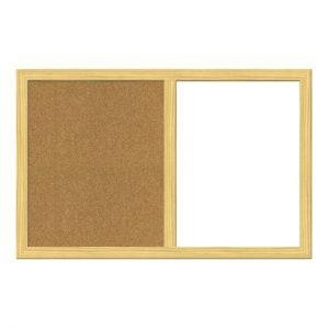 Produkt Kombinovaná tabuľa v drevenom ráme