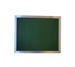 Produkt Zelená magnetická kriedová tabuľa PREMIUM v chromovom ráme